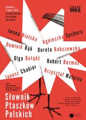 Słownik ptaszków polskich - Teatr IMKA