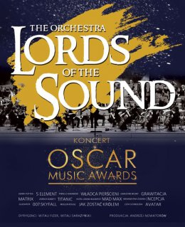 Lords of the Sound: Koncert Oscar Music Awards - Bilety na koncert