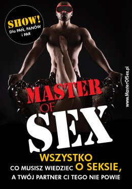 Aplauz Show - Master of SEX - Bilety