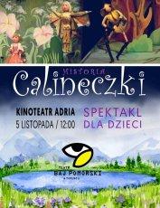 Historia Calineczki - spektakl Teatru Baj Pomorski z Torunia