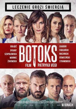 Botoks - Bilety do kina