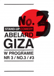 """Abelard Giza - """"Numer 3"""""""