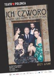 Ich czworo - Jerzy Stuhr, Sonia Bohosiewicz, Renata Dancewicz, Iza Kuna