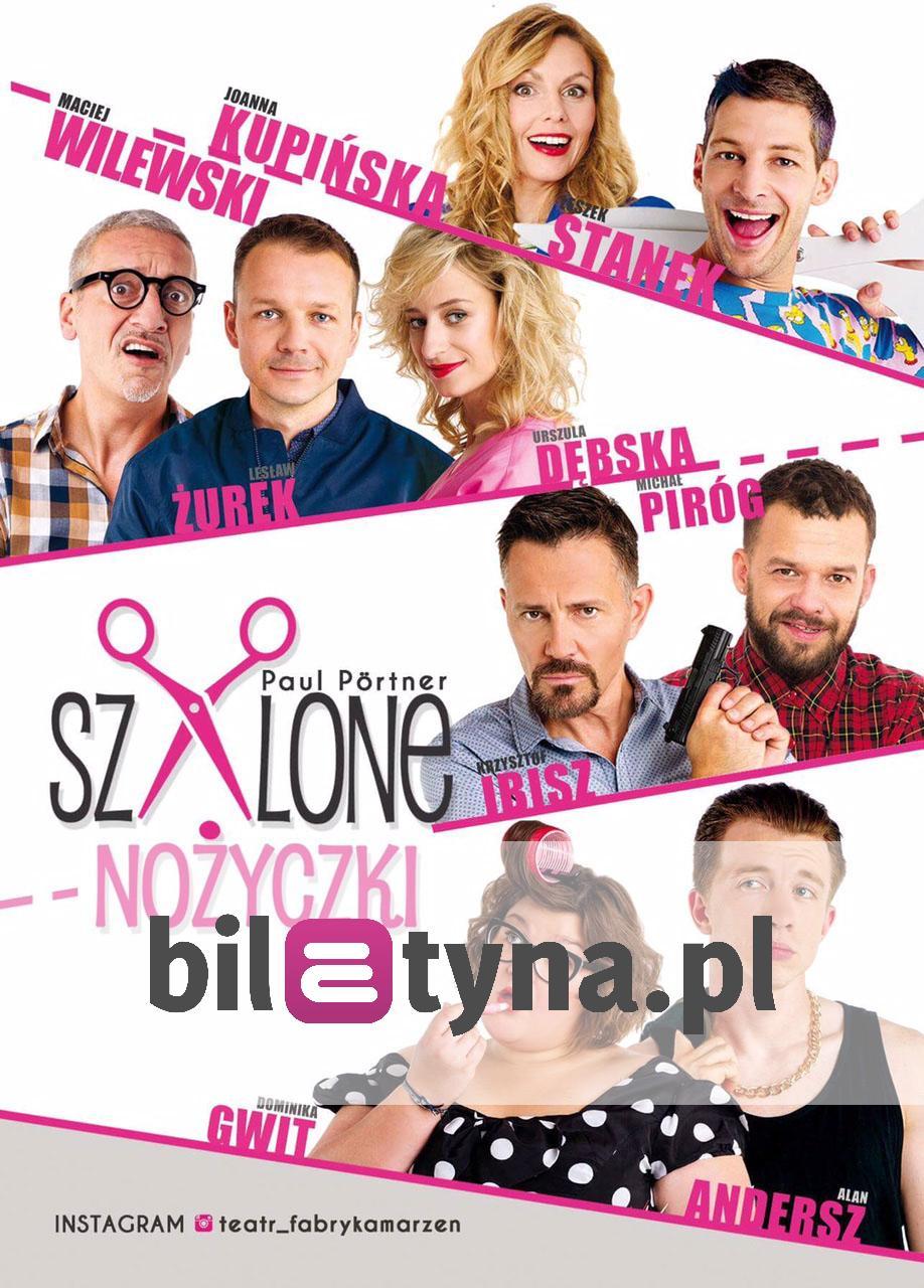 Szalone Nożyczki Gdańsk Scena Teatralna W Domu Technika Not