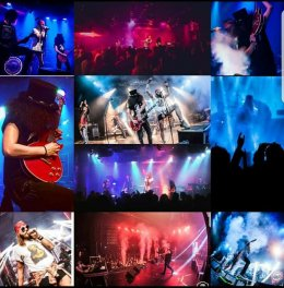 Hollywood Rose (Guns N' Roses Tribute) + Scream - Bilety na koncert