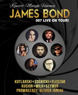 007 JAMES BOND LIVE! - Bilety na koncert