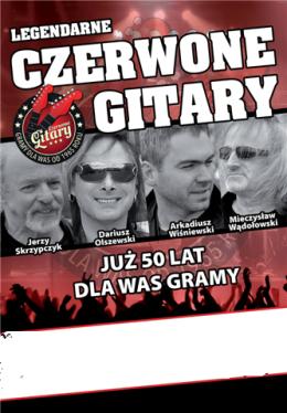Czerwone Gitary - Bilety na koncert