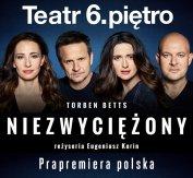 Niezwyciężony - spektakl Teatru 6. Piętro