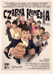 Czarna komedia - angielska klasyka w reż. T. Sapryka i znakomitej obsadzie