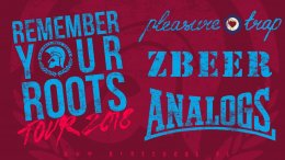 Remember Your Roots 2018: The Analogs, Zbeer, Pleasure Trap - Bilety na koncert