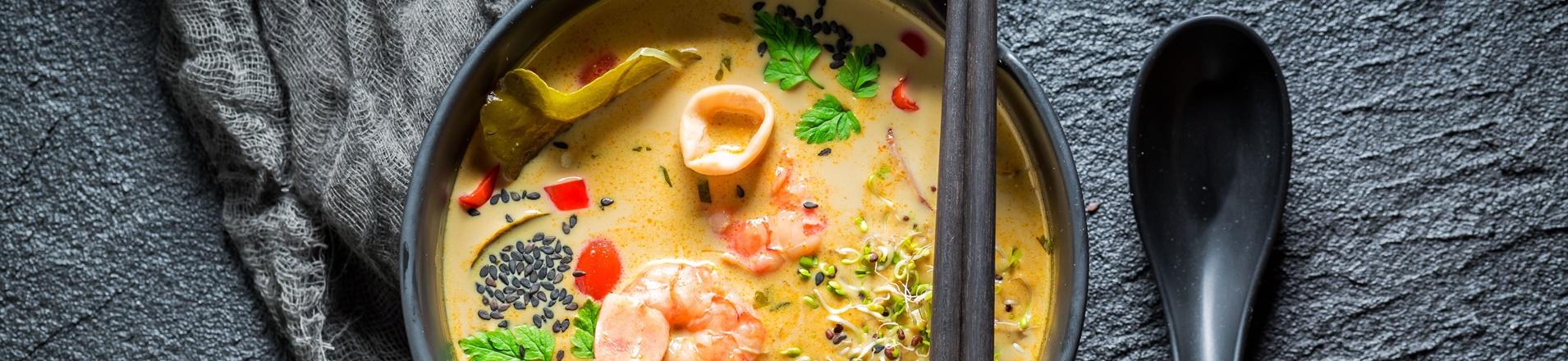 Orient Soup Story Zupy Dalekiego Wschodu
