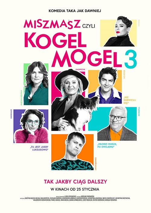 Miszmasz czyli Kogel Mogel 3 (2019) Film Online Zalukaj