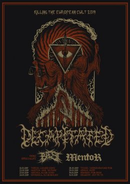 Decapitated, Baest, Mentor - Bilety na koncert