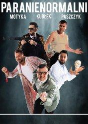 Kabaret Paranienormalni - Z humorem trzeba żyć