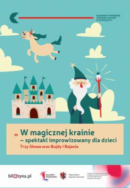W magicznej krainie - bajka improwizowana dla dzieci - Bilety na wydarzenie dla dzieci
