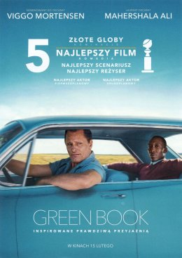 Green Book - Bilety na film