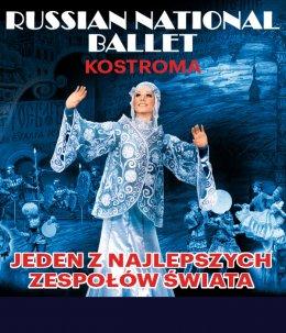 Russian National Ballet - Kostroma - Bilety na spektakl teatralny