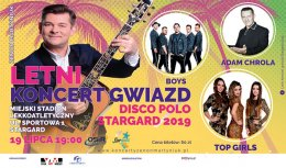 Letni Koncert Gwiazd: Zenon Martyniuk, Boys, Top Girls, Adam Chrola