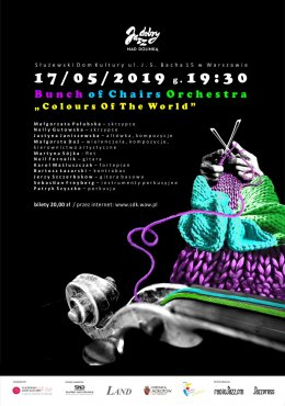 """Colours Of The World"" Bunch of Chairs Orchestra - Jazz Dobry nad Dolinką - Bilety na koncert"