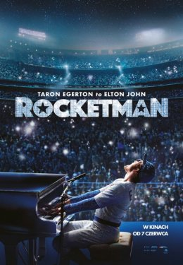 Rocketman - Bilety do kina
