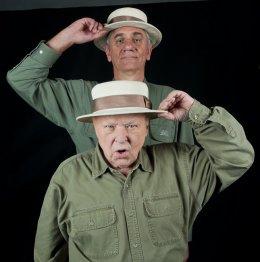 Super Duo – Marian Opania i Wiktor Zborowski - Bilety na kabaret