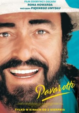 Pavarotti. - Bilety do kina