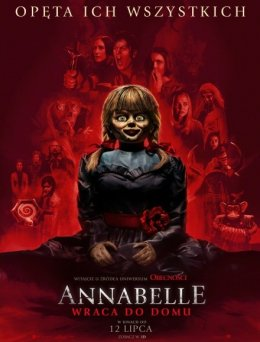 Annabelle Wraca do domu (2019) - Bilety do kina