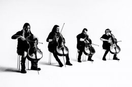Apocalyptica - Plays Metallica by four cellos - Bilety na koncert