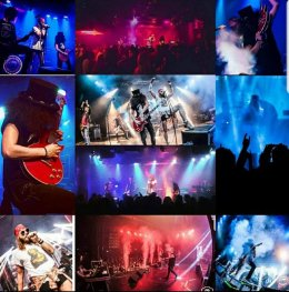 Tribute Night to Guns N 'Roses & AC/DC - Bilety na koncert