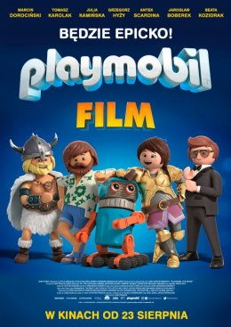 Playmobil: Film. - Bilety do kina