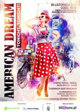 American Dream + gość specjalny - Bilety na koncert