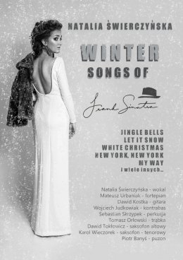 Winter Songs of Frank Sinatra - Bilety na koncert