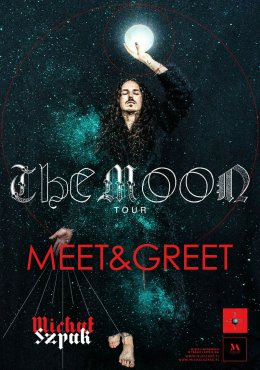 Michał Szpak - The Moon Tour: Meet & Greet - Bilety na koncert
