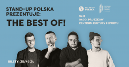 Stand-Up Polska THE BEST OF! - Bilety na stand-up