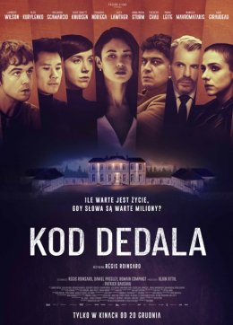 Kod Dedala. - Bilety do kina