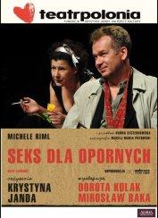 Seks dla opornych - spektakl komediowy Teatru Polonia w reż. K. Jandy