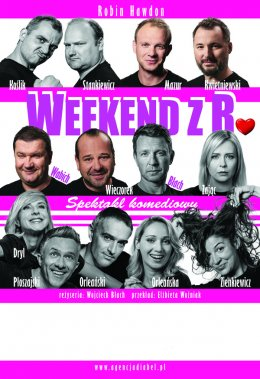 Weekend z R. - A Surfeit of Lovers - Bilety na spektakl teatralny