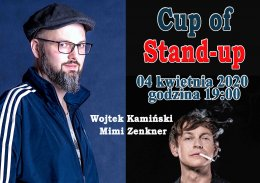 Cup of stand-up - Bilety na stand-up