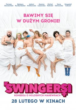 Swingersi - Bilety do kina