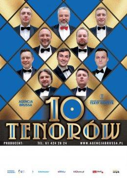 10 Tenorów - Bilety na koncert
