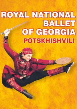 Royal National Ballet Of Georgia Potkhishvili - Bilety na spektakl teatralny