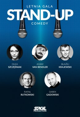 Letnia Gala Stand-up Comedy - Bilety na stand-up