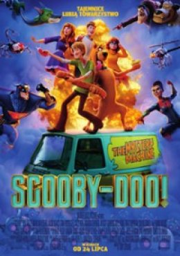 Scooby-Doo! - Bilety do kina