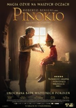Pinokio (2019) - Bilety do kina