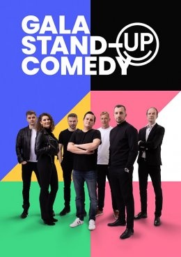 Gala Stand-up Comedy - Bilety na stand-up