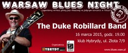 53. Warsaw Blues Night - Bilety na koncert