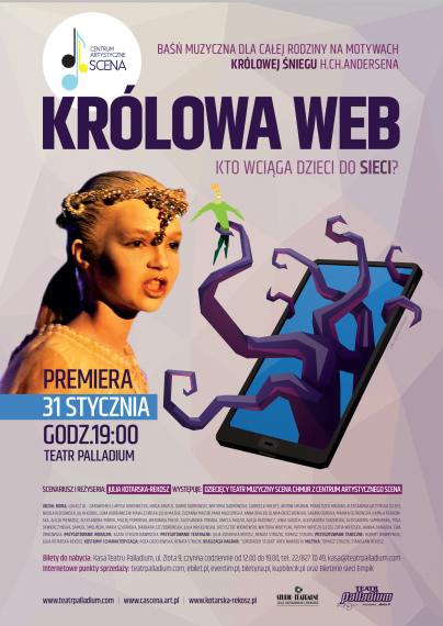 fabrycznie autentyczne najtańszy oficjalny sklep Królowa WEB - Warszawa Teatr Palladium | Kupuj Bilety Online ...
