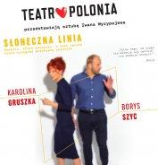 Słoneczna linia - Karolina Gruszka i Borys Szyc