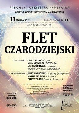 Flet Czarodziejski Bilety Na Koncert Biletynapl